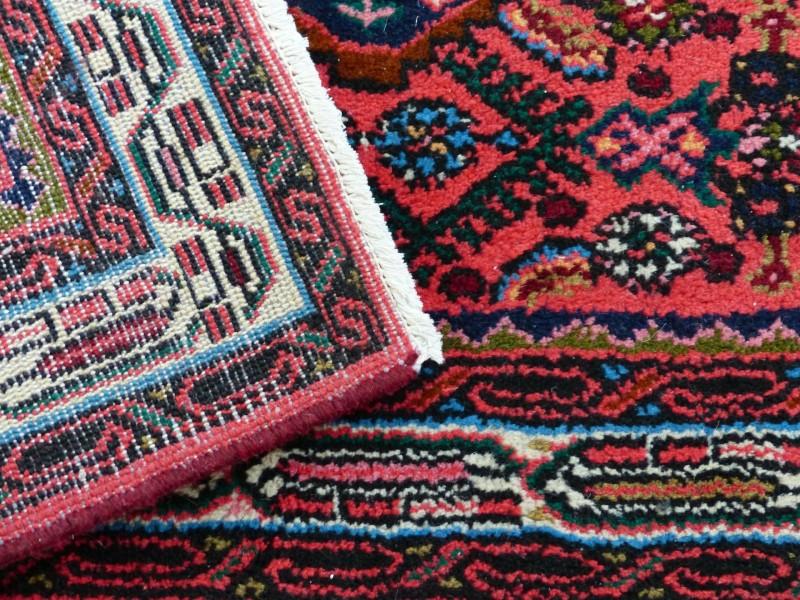 Teppichfarbe auffrischen