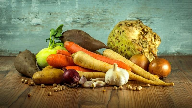 Vitamine erhalten bei der Zubereitung von Gemüse