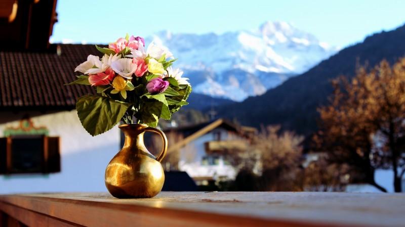 Künstliche Blumen und Kunstpflanzen reinigen