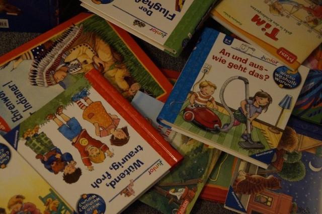 Neue Bücher für Kinder & kleine Leseratten