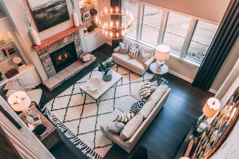 8 Ideen zum gemütliches Wohnzimmer einrichten