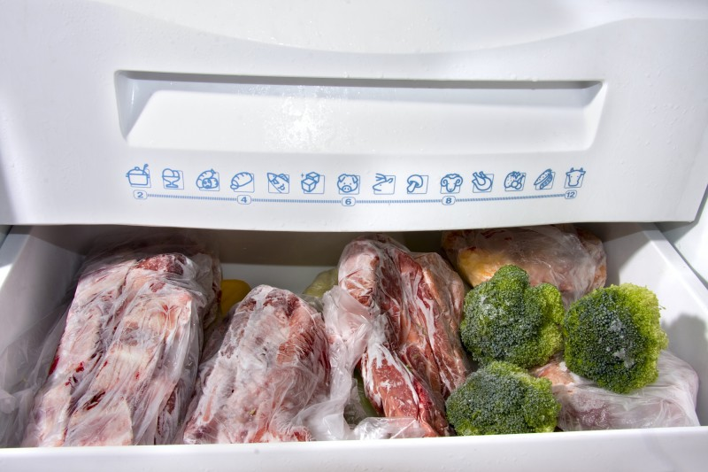 Anleitung zum Fleisch einfrieren und auftauen