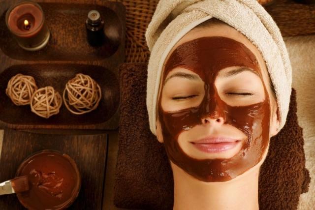 Schokoladenmaske für schöne & sanfte Haut