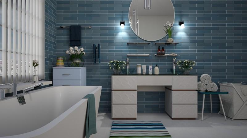 Anleitung zum Badezimmer richtig putzen