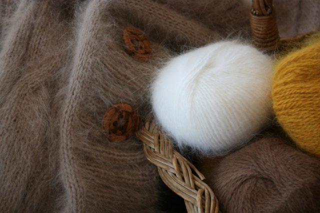 Wolle pflegen