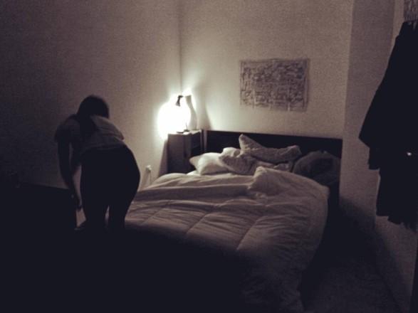 Richtig Das Bett Machen