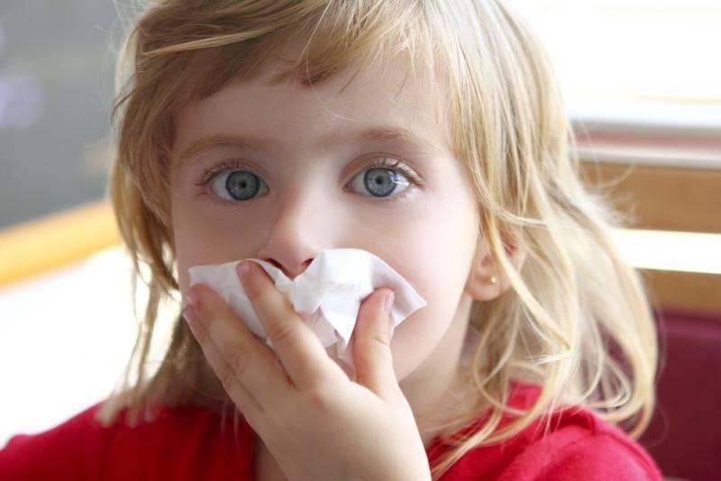 Tipps gegen Erkältungen für Kleinkinder