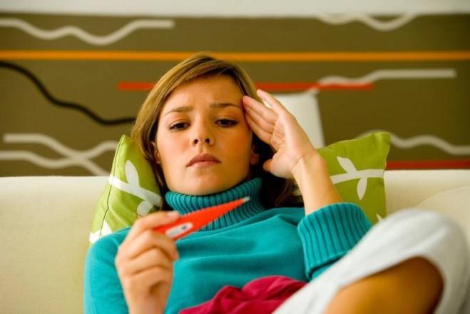 Natürliche Hausmittel gegen Fieber