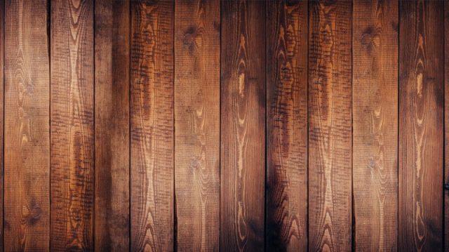 Fettflecke auf Holzmöbel und Holz entfernen.