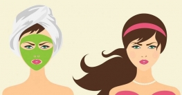 natürliche Gesichtsmasken selbstgemacht