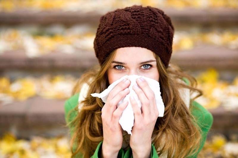 12 natürliche Hausmittel gegen Schnupfen