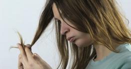 Hausmittel gegen splissige Haare