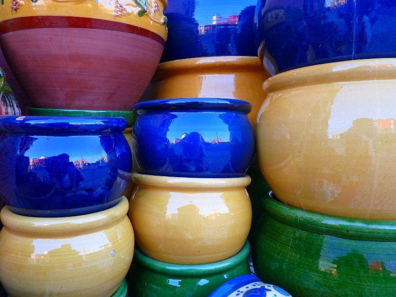 Schonend Keramik reinigen und pflegen