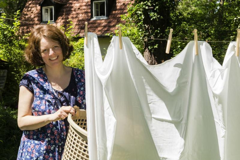 Bettwäsche waschen und pflegen