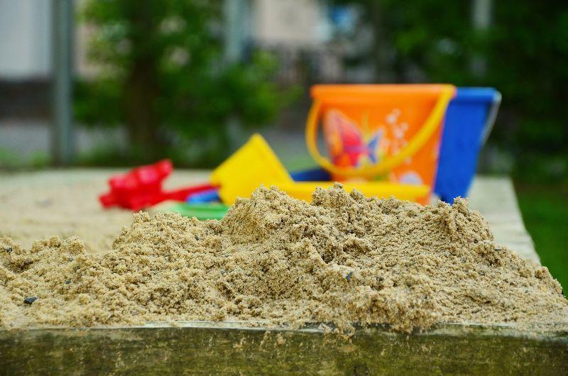 Tipps fürs Spielen im Sandkasten