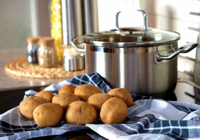 Kartoffeln kochen mit Anleitung & Garprobe