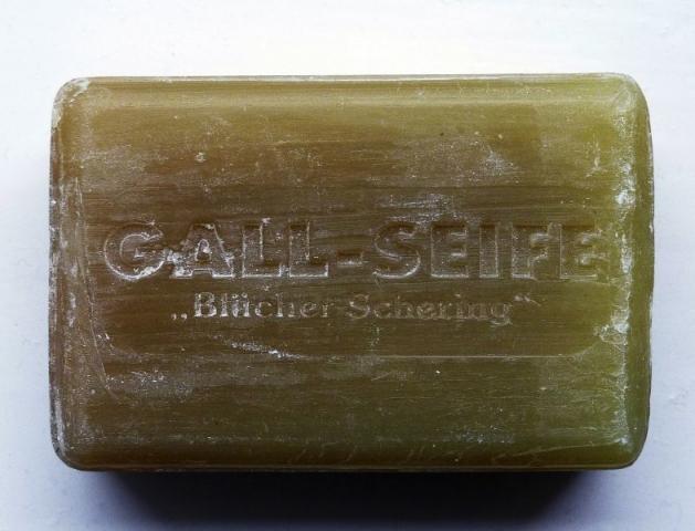 Gallseife Anwendung & Verwendung
