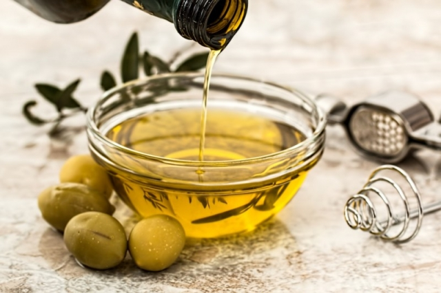 Olivenöl Hausmittel