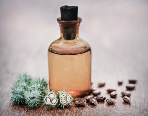 Rhizinusöl als Hausmittel