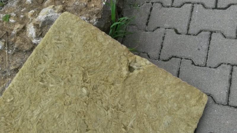 Steinwolle-Dämmmatten