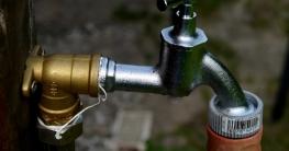 Wasserhahn im Garten installieren