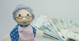 Taschengeld als Hausfrau