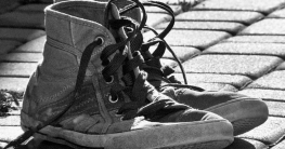 Stinkende Schuhe