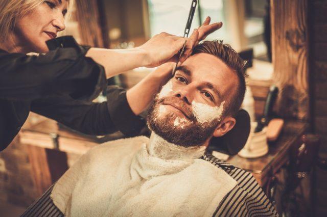 Bart rasieren ohne Hautreizungen