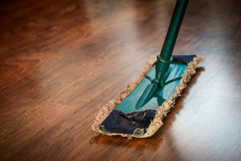 Fußboden Richtig Wischen ~ Fußboden schnell und sinfach sauber wischen