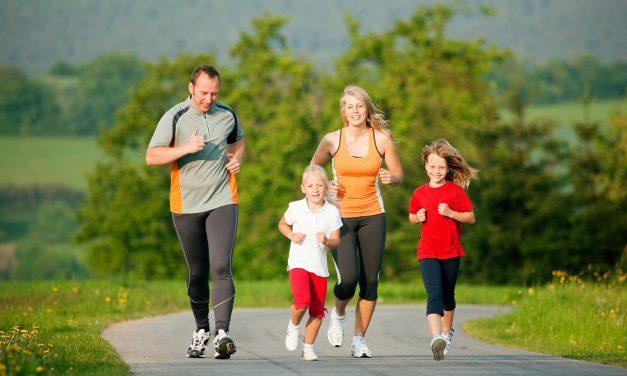 Abnehmen ohne Jojo-Effekt im Familienalltag