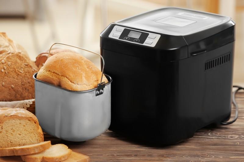 Brot selber backen mit einem Brotbackautomat