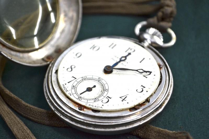 Alte Taschenuhren richtig pflegen