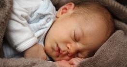 Schlafumgebung für das Baby
