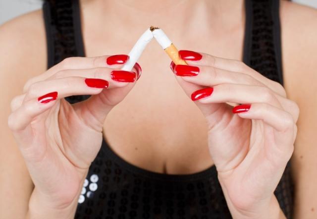Nach 40 Jahren des Dienstalters Rauchen aufzugeben