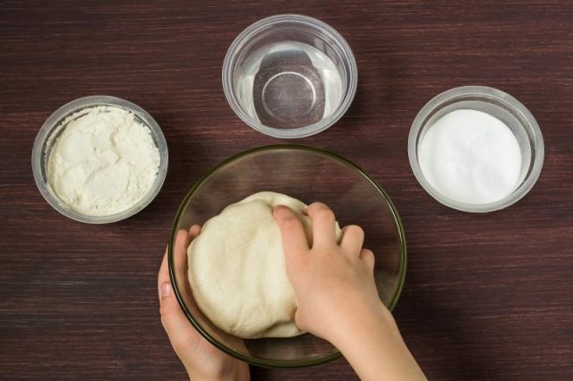 Sehr Tipps zum Salzteig selber machen & Salzteig herstellen EP94