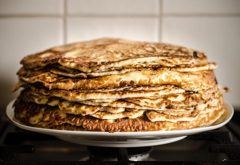 Einfaches Pfannkuchen Grundrezept