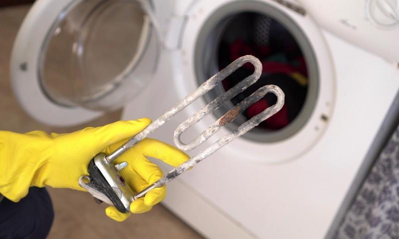 Waschmaschine und Spülmaschine entkalken