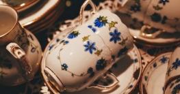 Porzellan putzen und pflegen