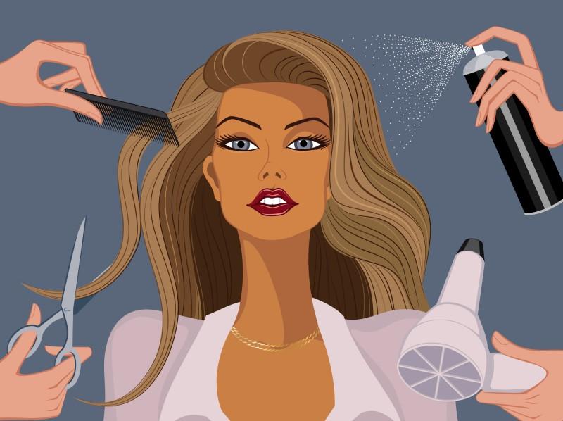 Schönheit Gadgets und Beauty Tools