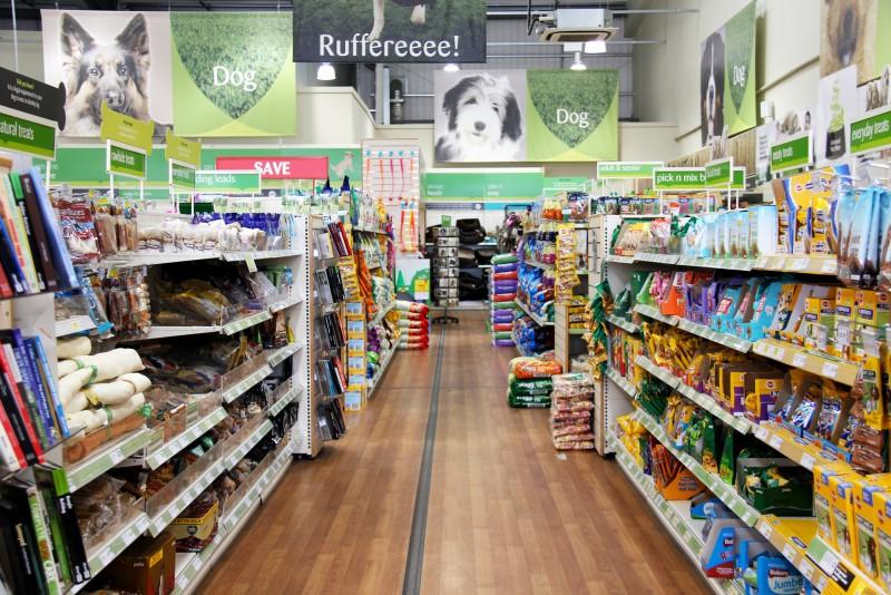 Haustierbedarf günstig einkaufen im Internet