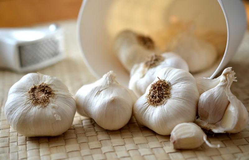 Knoblauch als heilendes Hausmittel
