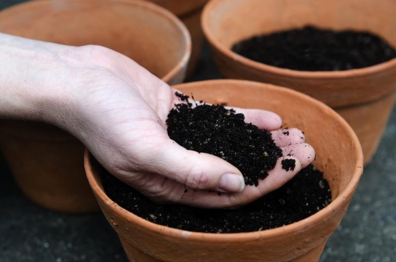 Anleitung zum Blumenerde selber machen