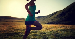 Sport und Fitness im Sommer
