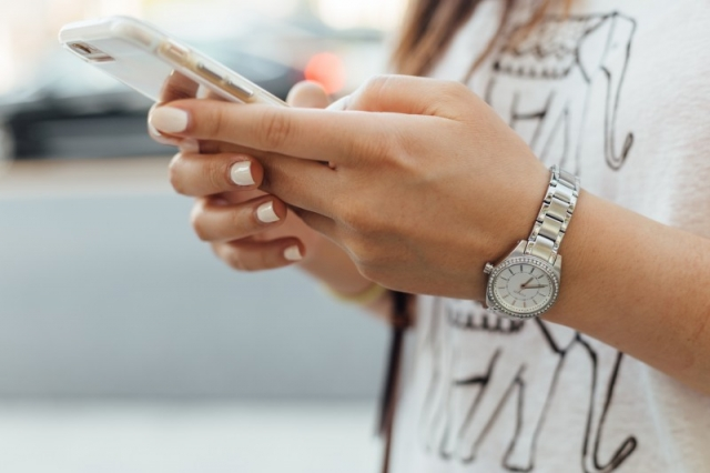 Smartphone schützen